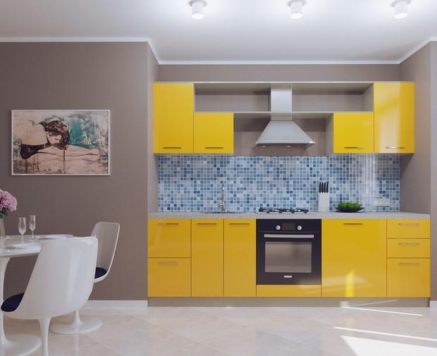 Как выбрать цвет кухни: практические советы