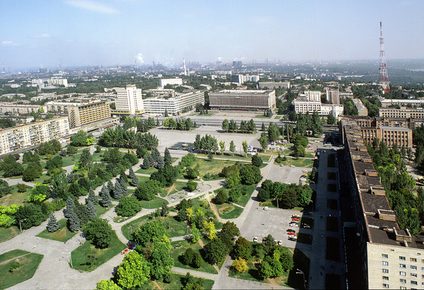 Какие жилые комплексы с интересными фасадами можно купить в Запорожье