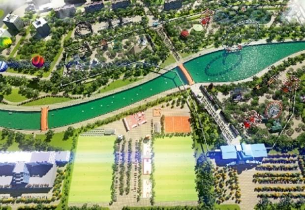 Хмельничанам представили місто майбутнього – «Europe Park Ukraine»