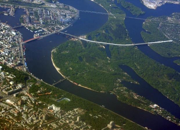 Киев: на Трухановом острове запретят строительство