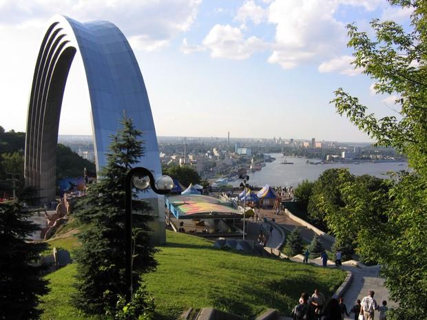 Киев: все изменения в городе на одной странице