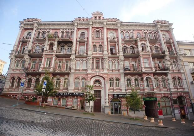 Київ: запущено адресний реєстр пам'яток культурної спадщини
