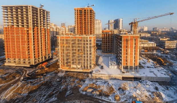 «Киевгорстрой» в очередной раз  возглавил рейтинг застройщиков