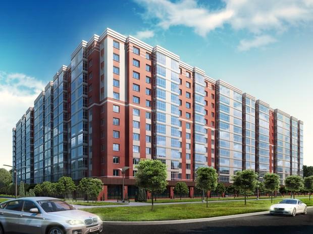 Кирпич признан одним из самых надежных материалов в возведении жилых комплексов!