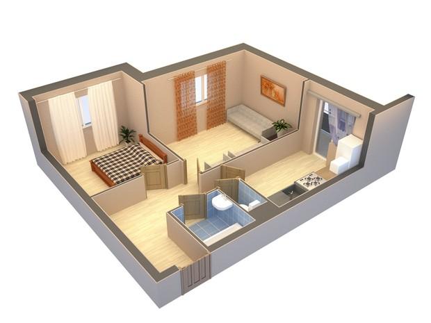 Класи первинної нерухомості: новобудови економ-класу