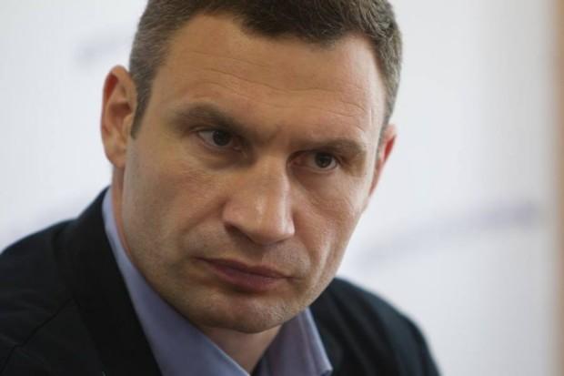 Кличко пригрозил сносить незаконные МАФы без предупреждения