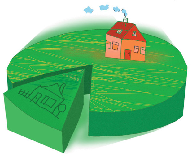 Количество желающих зарегистрировать права аренды на землю увеличилось в 13 раз