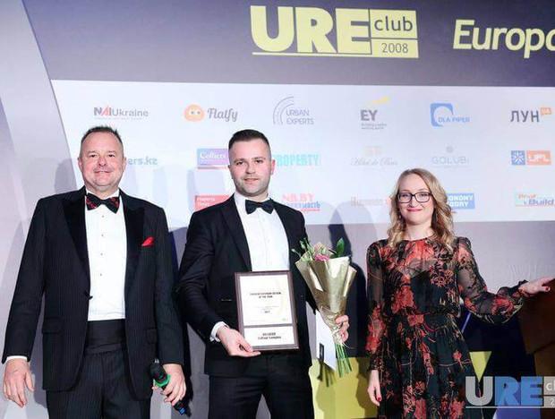 Компанія «Білий Шоколад» стала переможцем EE Real Estate Forum 2017