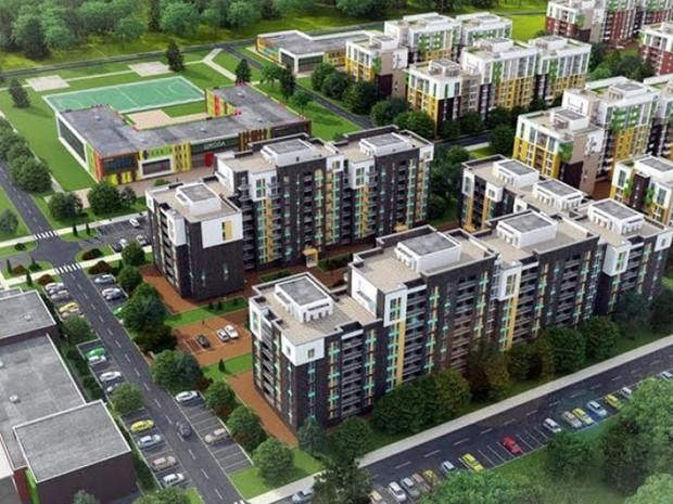 Компанія «Max Art DG» повідомляє про підвищення цін на квартири в своєму проекті