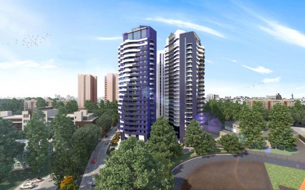Компания «ТММ» рада сообщить о завершении устройства монолита секций «А» и «Б» жилого комплекса Alter Ego