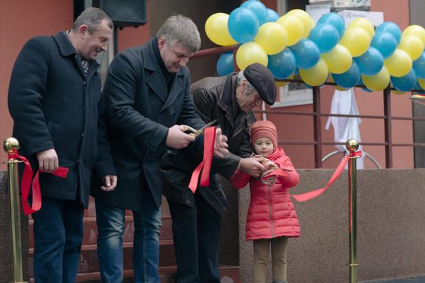 Корпорация «Укрбуд» открыла жилой комплекс на Никольской Слободке