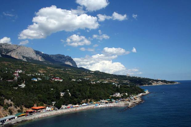 Крымские экологи предупреждают об уничтожении курортов в случае строительства Китаем морского порта