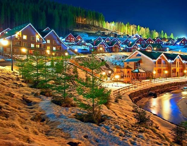 Куда поехать на рождественские праздники?