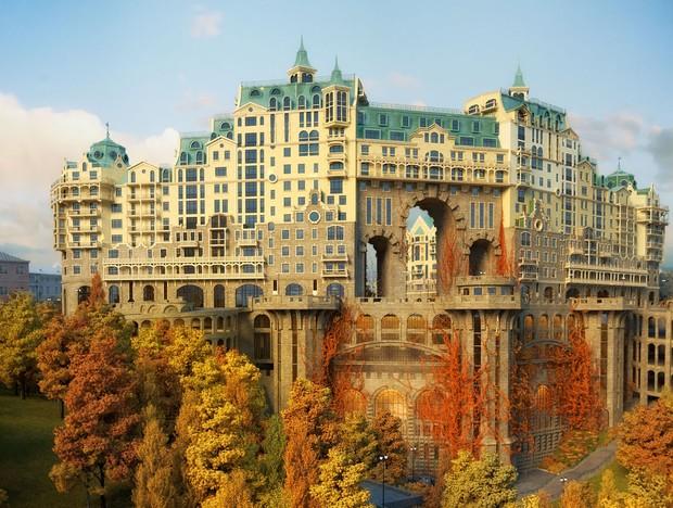 Квартиры в Киеве до 36 тыс. долларов