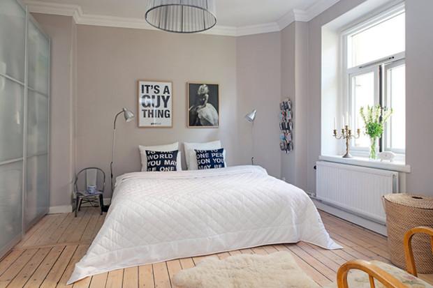 Маленькая спальня в хрущевке: 7 полезных советов по обустройству