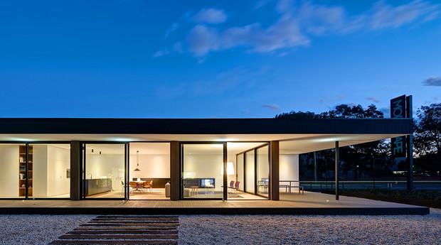 Модульные дома по-австралийски: 235 «квадратов» за $554 тыс. (фото)