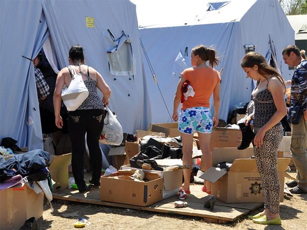 Москва, Ростов, Петербург и Крым больше не хотят принимать украинских беженцев