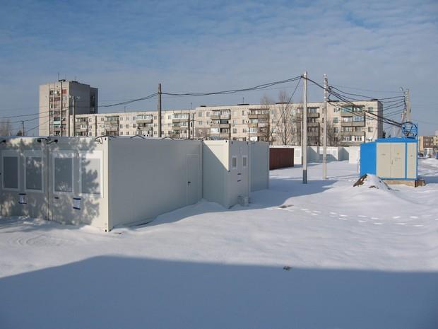 На Днепропетровщине переселенцы смогут жить в модульных городках за 500 грн./мес. с человека