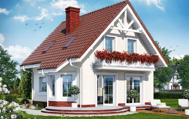 """Начато строительство нового дома по более удобной проектной схеме  в коттеджном комплексе """"Городок здоровья""""."""