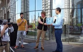 Новопечерские Липки установили рекорд Украины!
