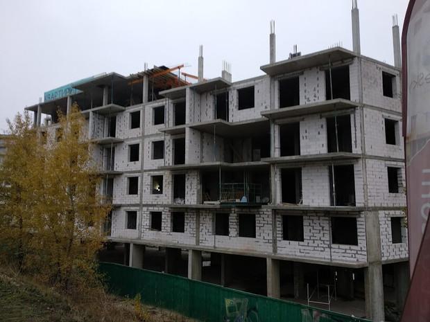 Новости со строительной площадки ЖК SLoveSky