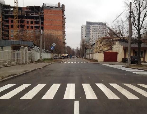 Новый комфортабельный квартал Киева