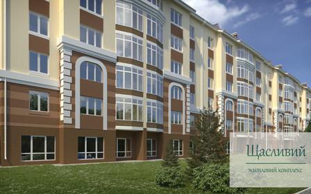 Новий житловий комплекс в м. Городок!