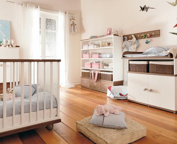 Обставляем комнату новорожденного