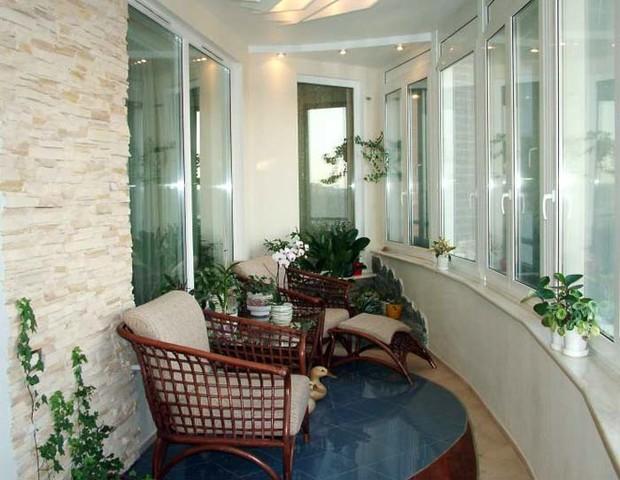 Обустраиваем балкон: 20 интересных идей