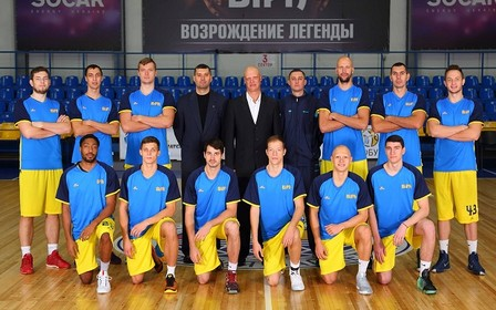 Засновник СК «Гефест» П. Бумбурас - офіційний спонсор і Президент БК «БІПА Одеса»