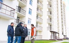 Переселенцы в Украине смогут получить жилье, построенное на средства немецкого госбанка