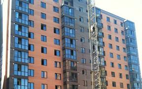 Последние квартиры в секции, которую до конца лета вводим в эксплуатацию