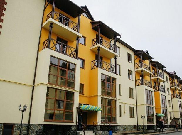 Последняя 3х-комнатная квартира и последний коттедж на «Віденській брамі»