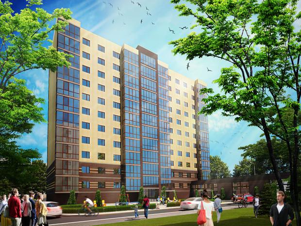Поспішайте придбати житло від ЖК «Сімейний» вартістю 7500 грн за квадратний метр!