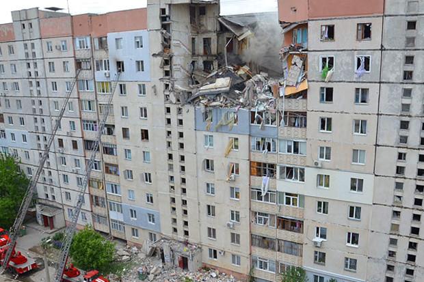 Пострадавших от взрыва дома в Николаеве до конца лета обеспечат новым жильем