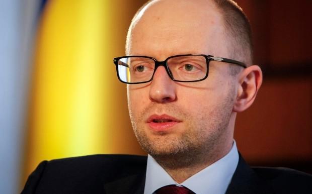 Правительство начинает реализацию проекта «Стена» на границе с РФ, - Яценюк