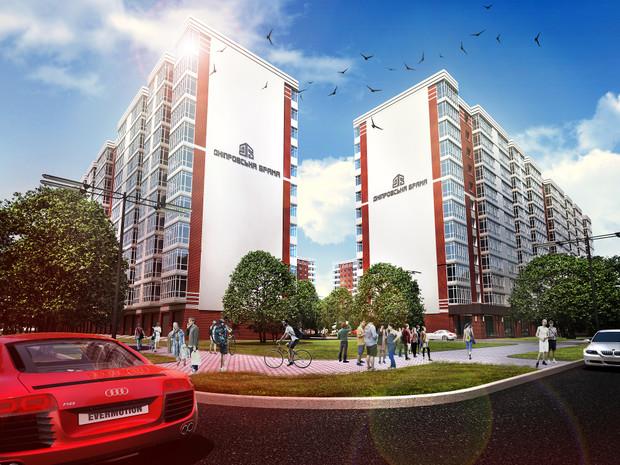 Преимущества покупки квартиры в жилом комплексе «Днепровская Брама»