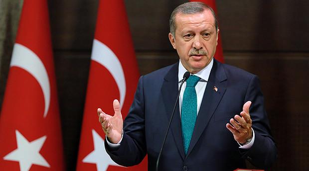 Президент Турции построил себе дворец за $615 млн. (фото)