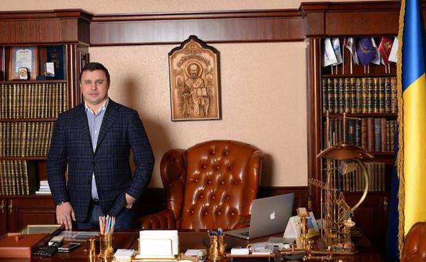 Президент «Укрбуда» Максим Микитась: «90% скандалов – это шлейф от «Солнечной Ривьеры»