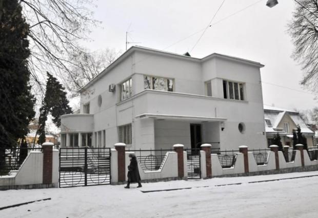 Президентскую резиденцию во Львове выставят на аукцион