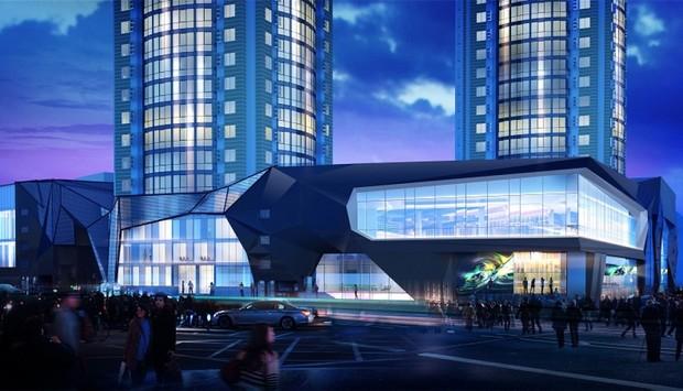 Проект Smart Plaza получил разрешение на проведение строительных работ в новой концепции