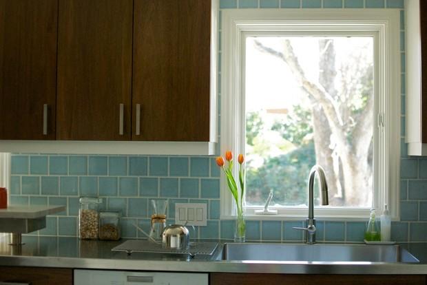Простые приемы обновления интерьера кухни