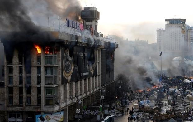 Ремонт столичного Дома профсоюзов обойдется в 60 млн. грн.
