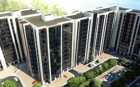 «River Park» - новый шестнадцатисекционный комплекс на берегу Днепра!