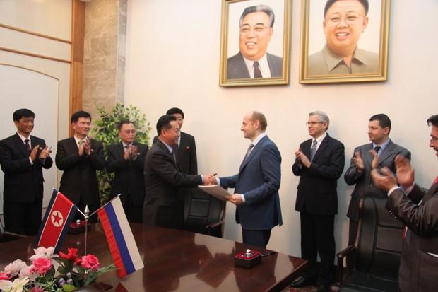 Россия готовится ввести безвизовый режим с Северной Кореей