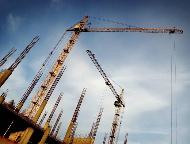 С начала года в Украине выросли объемы строительства жилья, - Госстат