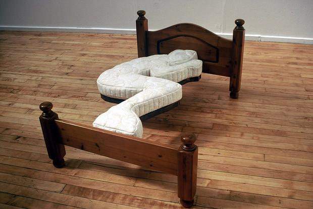 Самые интересные и необычные дизайны кроватей