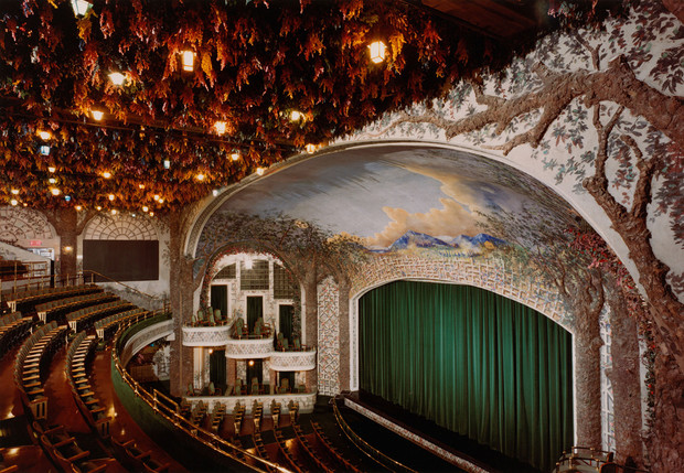 Самые красивые и необычные здания мира: Театр Элгин и «Зимний Сад» в Торонто