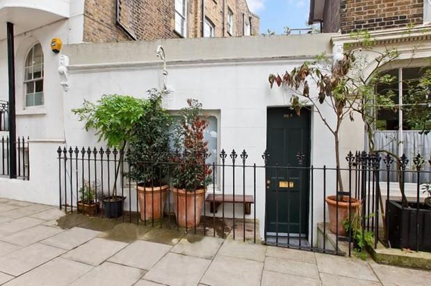 Самый маленький дом в мире выставлен на продажу за $450 тыс. (фото)