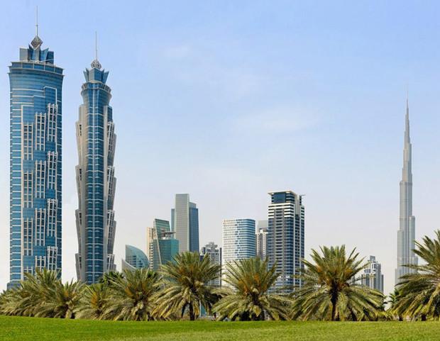 Самым высоким зданием 2013 года признан отель в Дубае
